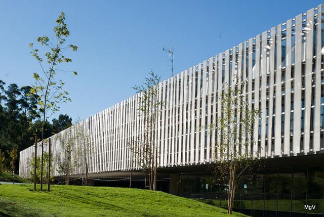 Edificio dotacional CITEXVI