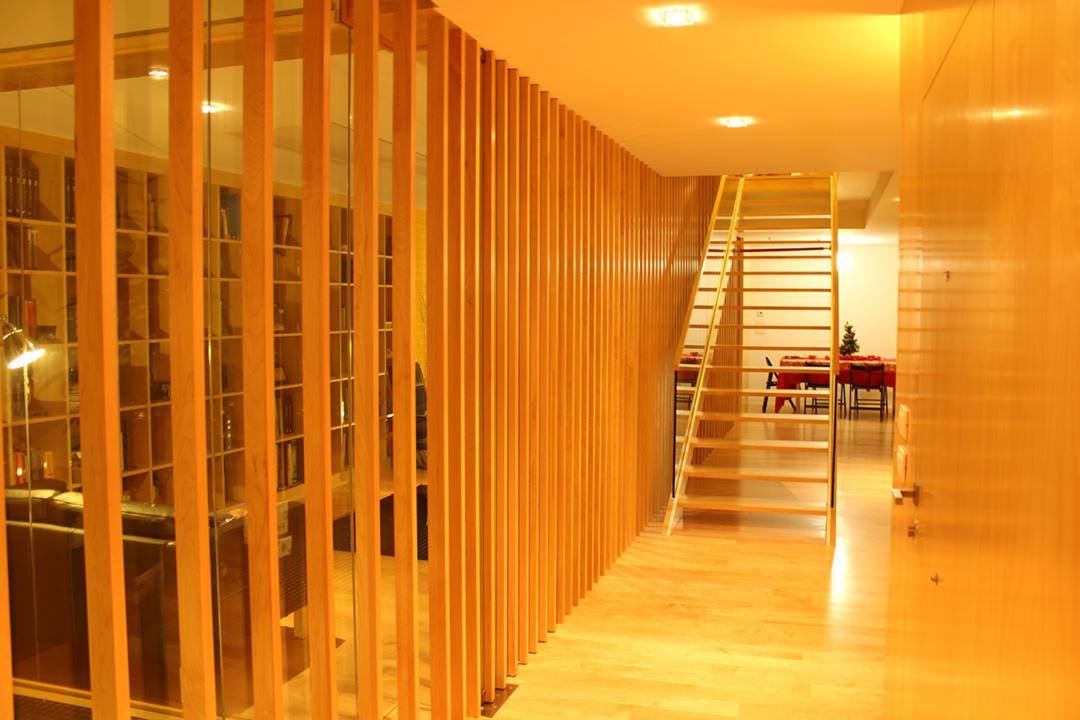 Reforma de vivenda en Lugo